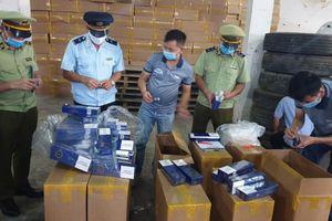 Thu ngân sách hơn 63 tỷ đồng từ hoạt động chống buôn lậu