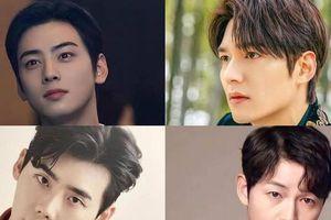 Những mỹ nam xứ Hàn khiến bạn diễn phải 'dũng cảm' lắm mới dám nhận lời đóng cặp cùng