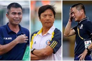 Nhiều HLV 'công thần' mất ghế tại V-League 2021