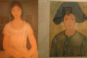 'Họa sĩ Linh Chi - Bước qua 10 thập kỷ': Triển lãm tranh lụa của người họa sĩ tài hoa