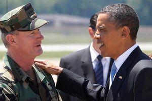 Món quà ông Obama tặng chỉ huy biệt kích tiêu diệt trùm khủng bố bin Laden
