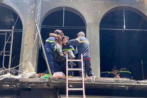 Vụ cháy 6 người thương vong ở quận 1: Công an vào cuộc