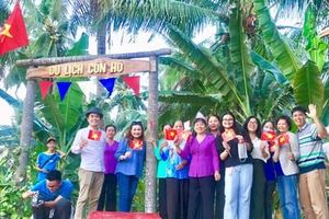 Du lịch tự thân Cồn Hô: Giữ gìn, phát huy các giá trị văn hóa địa phương