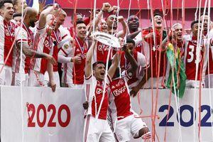 Ajax vô địch giải Hà Lan