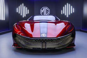 MG huy động vốn để sản xuất siêu xe điện