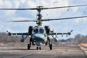 Dàn trực thăng tối tân của Nga chuẩn bị cho duyệt binh 9/5