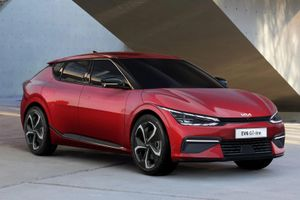 Kia EV6 có giá từ 56.500 USD