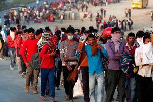 Tỷ lệ thất nghiệp tại Ấn Độ tăng kỷ lục
