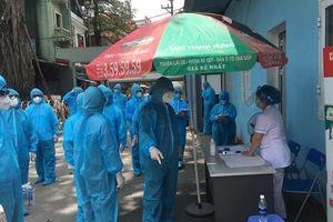14 cán bộ y tế Bệnh viện Phúc Yên từng đến quán Sunny ở Vĩnh Phúc