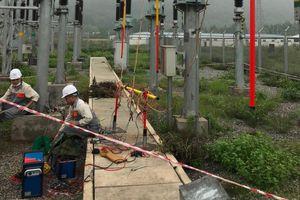 Hoàn thành dự án trọng điểm của truyền tải điện