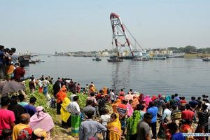 Tai nạn tàu thủy tại Bangladesh, ít nhất 26 người thiệt mạng