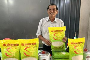 Hành động 'nóng' vụ nhãn hiệu gạo ST 24, ST 25 bị đăng ký tại Australia