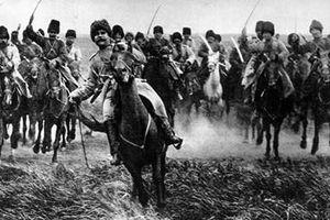 Lính Hồng quân người Cozak – nỗi khiếp sợ của Đức Quốc xã trong Thế chiến II