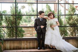 Hôn nhân của cặp vợ chồng tí hon bị nhầm học sinh tiểu học