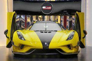 Koenigsegg Regera trăm tỷ đồng sắp về tay đại gia Hoàng Kim Khánh?