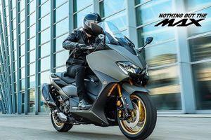 Xe ga Yamaha Tmax 560 2021 bán ra tới 300 triệu đồng