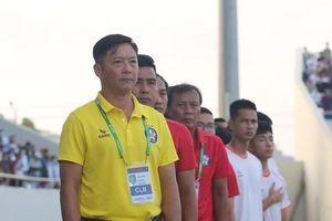 HLV Lê Huỳnh Đức nói gì về quyết định từ chức SHB Đà Nẵng?