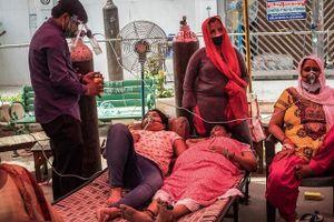 Ấn Độ tiếp tục chuỗi ngày thảm khốc vì Covid-19