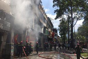 Vụ cháy chung cư khiến 6 người thương vong ở TP.HCM: Hé lộ nguyên nhân