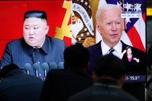 Triều Tiên 'nắn gân' Tổng thống Biden trước thềm thượng đỉnh Mỹ-Hàn