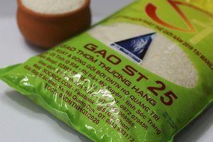 Cơ quan Thương vụ Việt Nam phản hồi thông tin về vụ gạo ST 25 bị đăng ký nhãn hiệu tại Australia