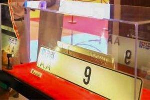 Dubai: Biển số xe được bán với giá hơn 10 triệu USD