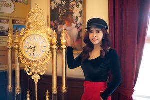 Doanh nhân Phạm Thị Cúc ngồi 'ghế nóng' Hoa hậu Doanh nhân Toàn năng châu Á 2021