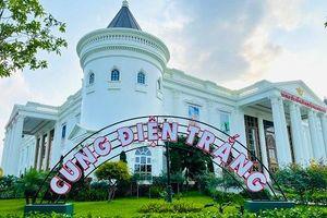 Cận cảnh 'cung điện trắng' trái phép giữa lòng thành phố Thanh Hóa