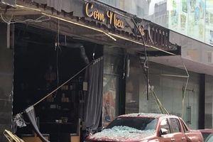 Quảng Ninh: Nổ tại quán ăn ở thành phố Hạ Long, 1 người bị thương