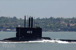 Tàu Hải quân Trung Quốc tham gia trục vớt tàu ngầm Indonesia