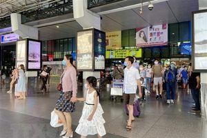 Giao thông Thành phố Hồ Chí Minh thông thoáng trong ngày cuối kỳ nghỉ