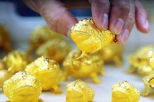 Giá vàng chạy ngược chiều với giá dầu; chứng khoán ít biến động
