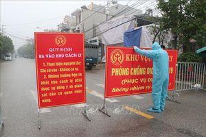 Hải Dương: Giám sát chặt chẽ các trường hợp liên quan đến các ổ dịch ở Hà Nam, Vĩnh Phúc, Yên Bái