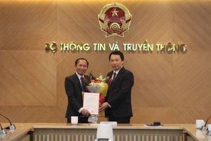 Ông Nguyễn Trọng Đường được giao trọng trách gây dựng vụ mới để phát triển kinh tế số