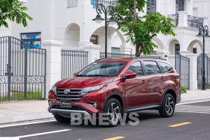 Toyota Việt Nam ưu đãi cho khách hàng mua xe Rush