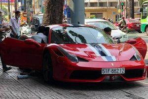 Ferrari triệu hồi 24 siêu xe lỗi túi khí tại Việt Nam