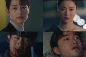 'Vincenzo' tập cuối: Song Jong Ki rời xa Jeon Yeo Bin sau khi triệt hạ Babel