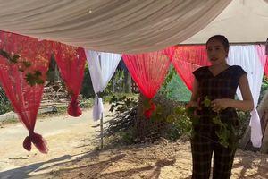 Hé lộ 'không gian tiệc cưới hoành tráng' của Hồ Bích Trâm tại quê nhà