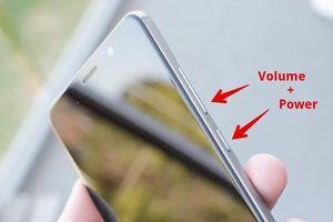 2 cách khởi động lại khi điện thoại bị treo