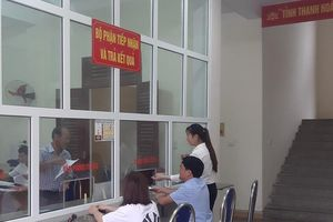 Thị trấn Cành Nàng đẩy mạnh cải cách hành chính