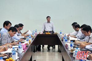Ban Kinh tế - Ngân sách HĐND tỉnh nêu cao trách nhiệm thẩm tra, giám sát, góp phần vào sự phát triển chung của tỉnh