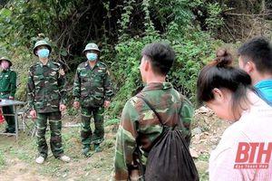 Bộ đội Biên phòng tỉnh ngăn chặn kịp thời các hành vi nhập cảnh trái phép