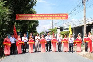 Mặt trận Tổ quốc huyện Thoại Sơn nâng cao hiệu quả trong công tác phối hợp