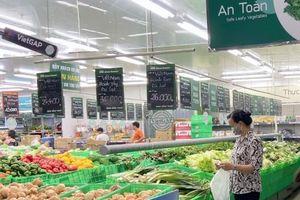 Tháng 4, chỉ số giá tiêu dùng tăng 0,17%