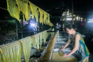 Về thăm làng nghề tàu hủ ky Mỹ Hòa