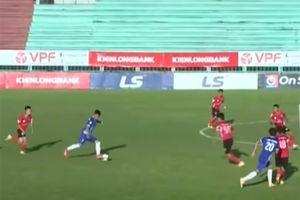 Vòng 6, hạng Nhất quốc gia LS: Khánh Hòa FC hòa Long An