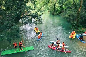 110.000 lượt khách du lịch đến Quảng Bình trong dịp nghỉ lễ 30-4 và 1-5