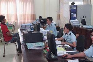 Cho phép hoạt động trở lại điểm tập kết kiểm tra tại cửa khẩu Mộc Bài