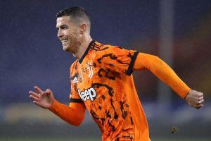 Ronaldo lập cú đúp, Juventus nuôi hy vọng dự Champions League