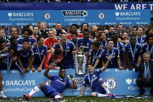 Ngày này năm xưa: HLV Mourinho lần thứ 3 vô địch Ngoại hạng Anh cùng Chelsea